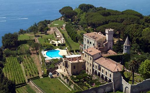 Honeymoon Destination Ravello Italy Arabia Weddings