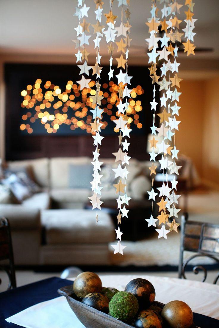 Декор своими руками на новый год своими руками