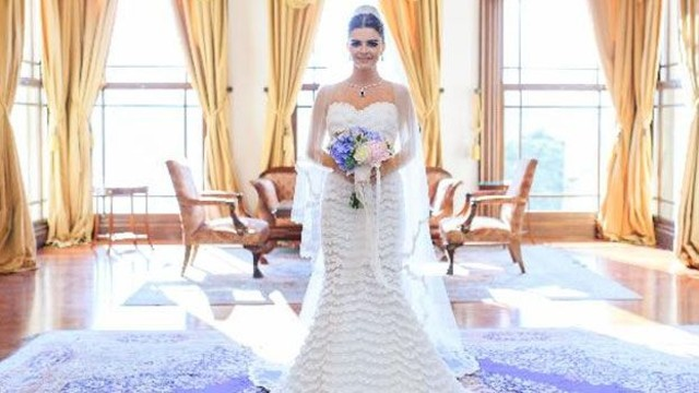 turkish actress pelin karahan gets married arabia weddings