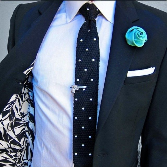 Tie Pins We Love For The Groom Arabia Weddings