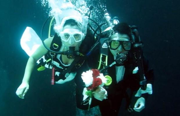wedding underwater - Wedding Ceremony Meaning