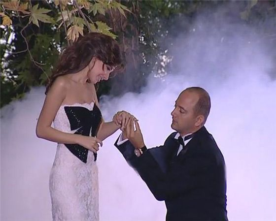 Never Seen Before Pictures Of Nancy Ajram S Wedding