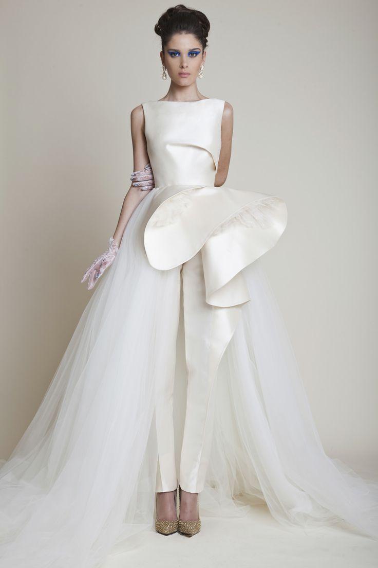 Bridal Fashion Trend: The Bridal Jumpsuit
