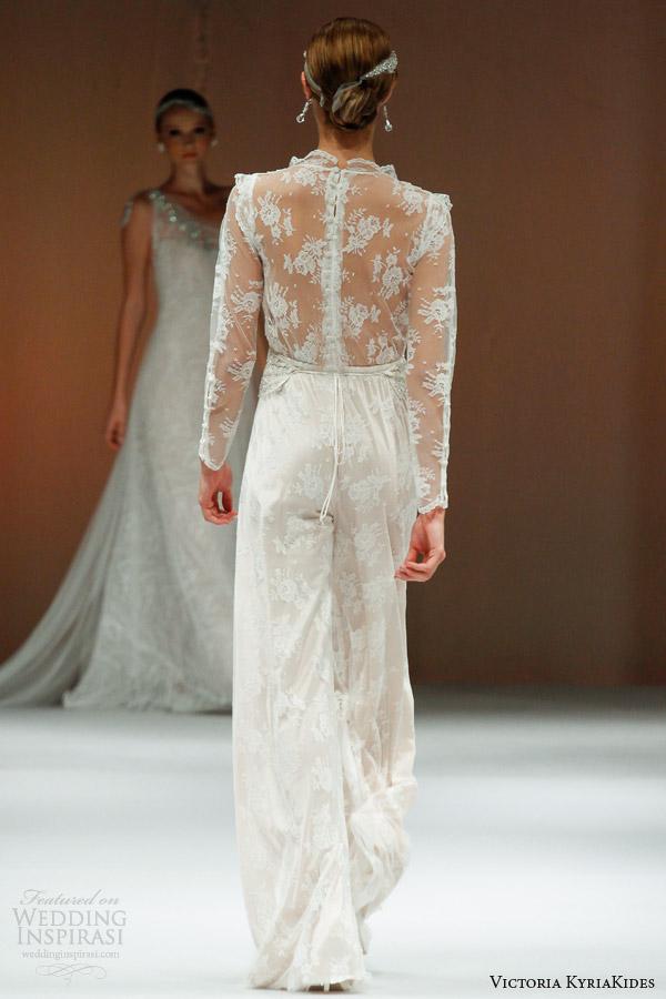 Bridal Fashion Trend The Bridal Jumpsuit Arabia Weddings