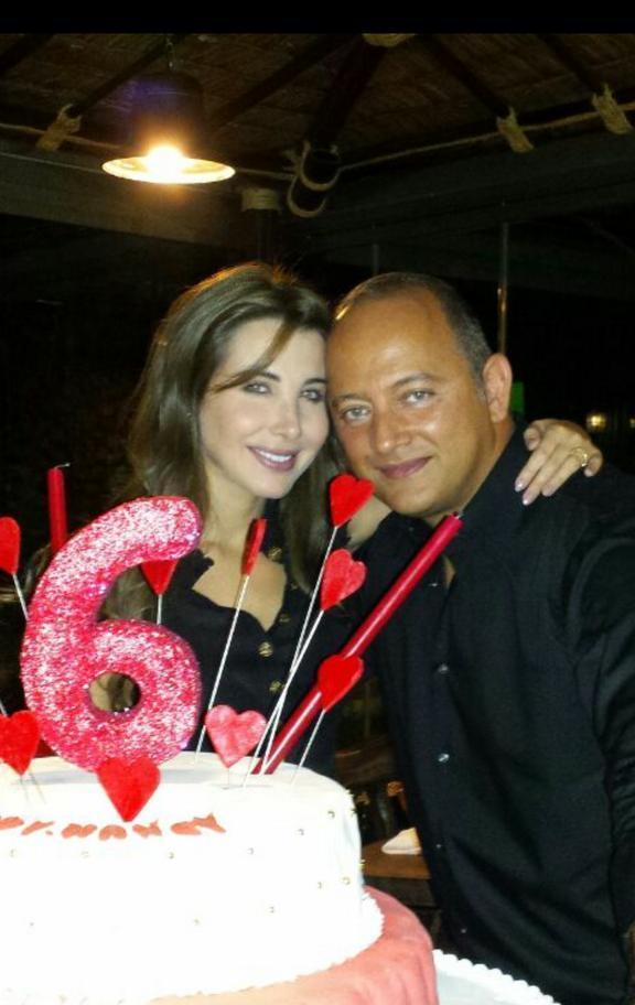 Nancy Ajram Celebrates Marriage Anniversary Arabia Weddings