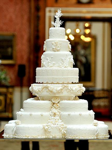 استلهمي كيكة زفافك من كيكات الزفاف الملكية موقع العروس