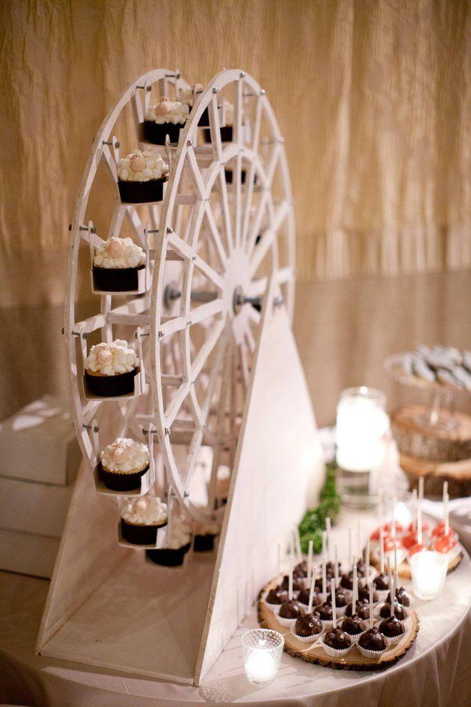 A Ferris Wheel Wedding Theme Arabia Weddings