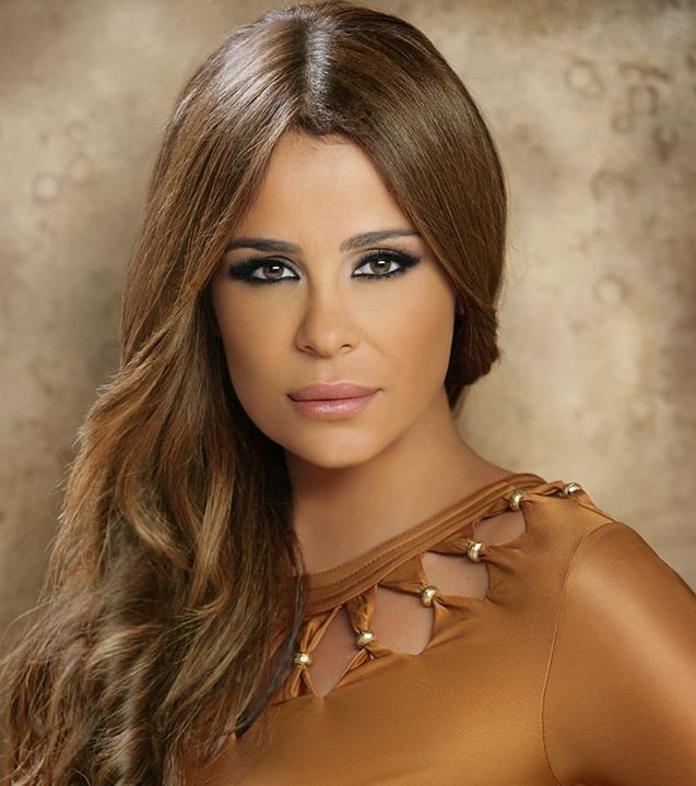 Your Bridal Beauty Inspiration Carole Samaha Arabia