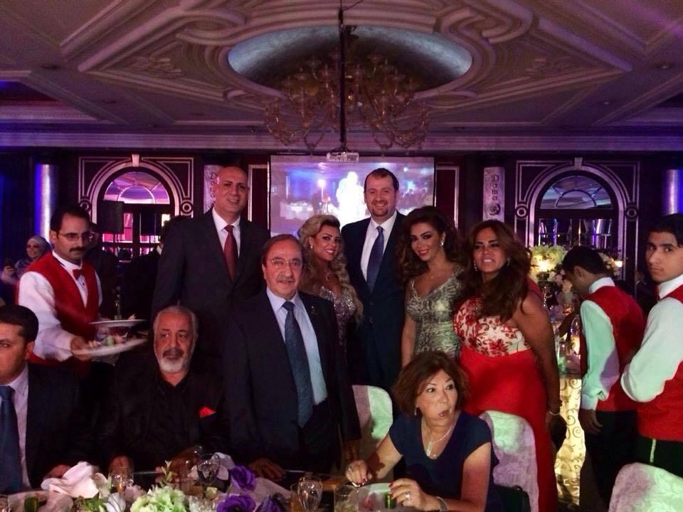 Bab Al Hara Star: Mustafa Al Khani is Married - Arabia
