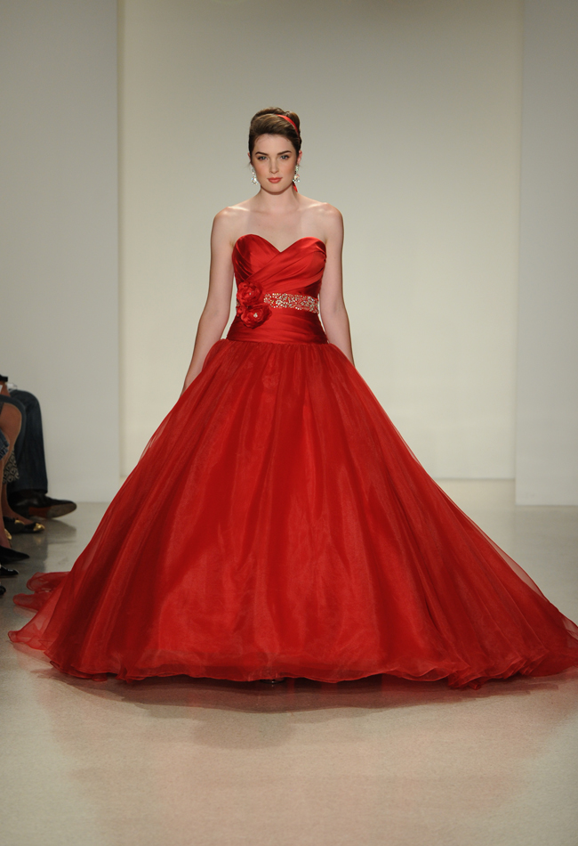 NY Bridal Market 2014 Alfred Angelo Fall 2015 Disney Fairy Tale Weddings