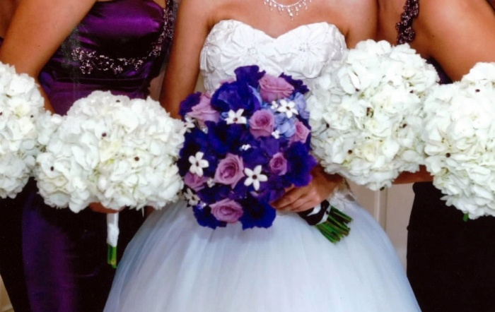 Check Out These Beautiful Ideas Of A Plum And Navy Blue Wedding