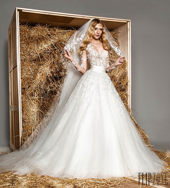 Zuhair Murad Wedding Dresses 2015 Fall: Zuhair Murad's Bridal Collection For Spring 2015
