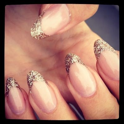 Hot Nail Trend: Almond Shaped Nails