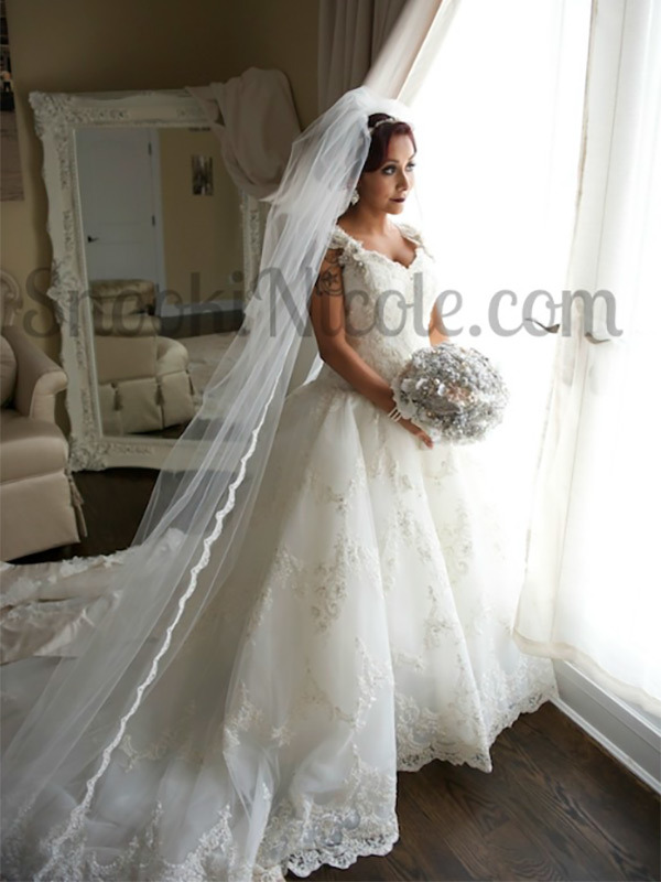 Snooki S Wedding Pictures Revealed Arabia Weddings