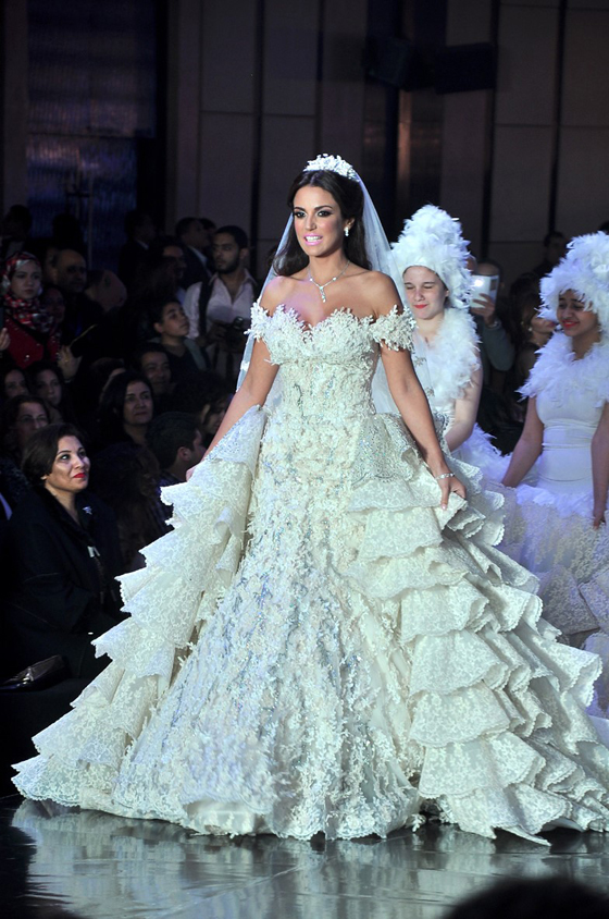Hany El Behairy Releases 2015 Collection And Actress Durra