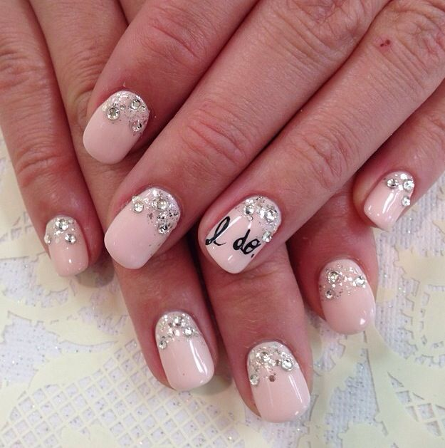Nail Art Bridal Trend Beautiful Words Arabia Weddings