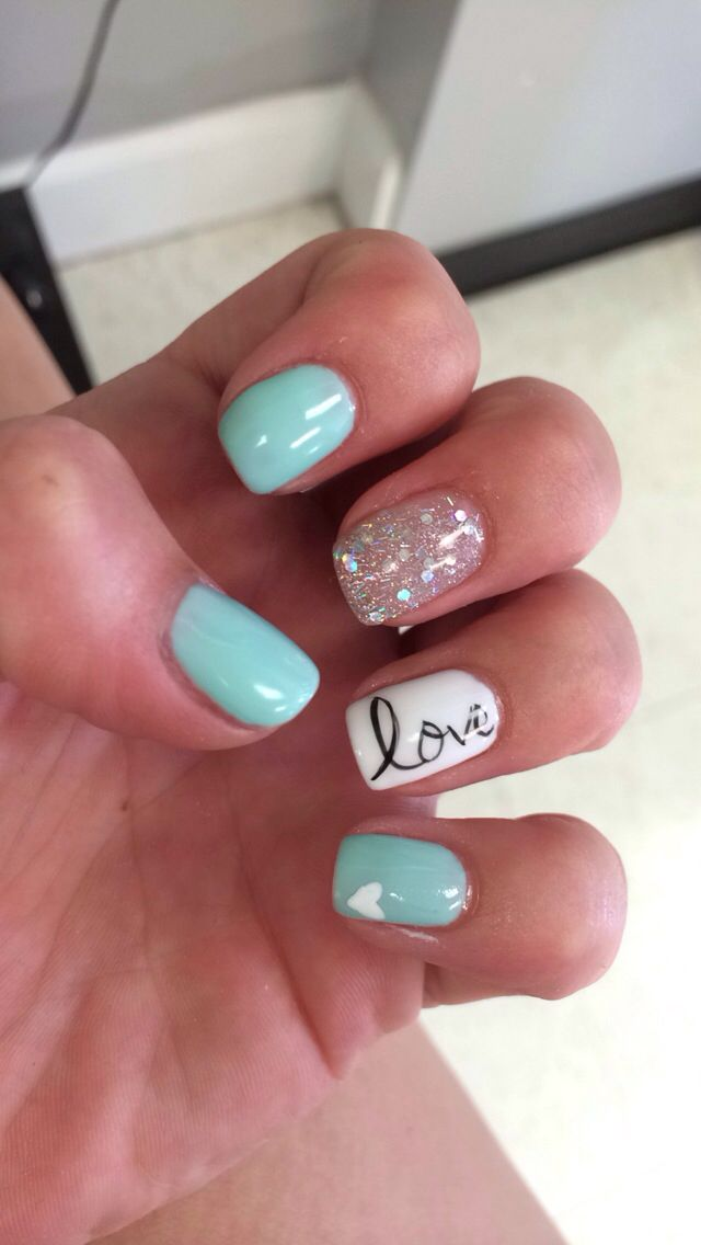 Nail Art Bridal Trend: Beautiful Words - Arabia Weddings