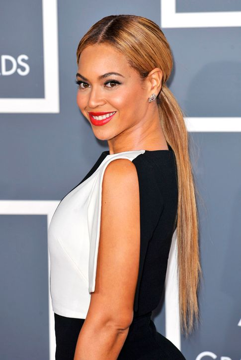 Your Hair Inspiration Beyonce Arabia Weddings