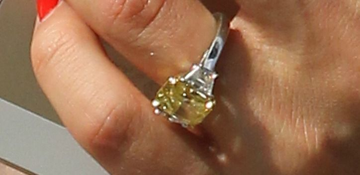 5 Of The Most Beautiful Celebrity Engagement Rings Of 2014