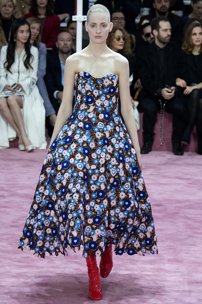 Paris Haute Couture Fashion Week: Dior's 2015 Spring ...