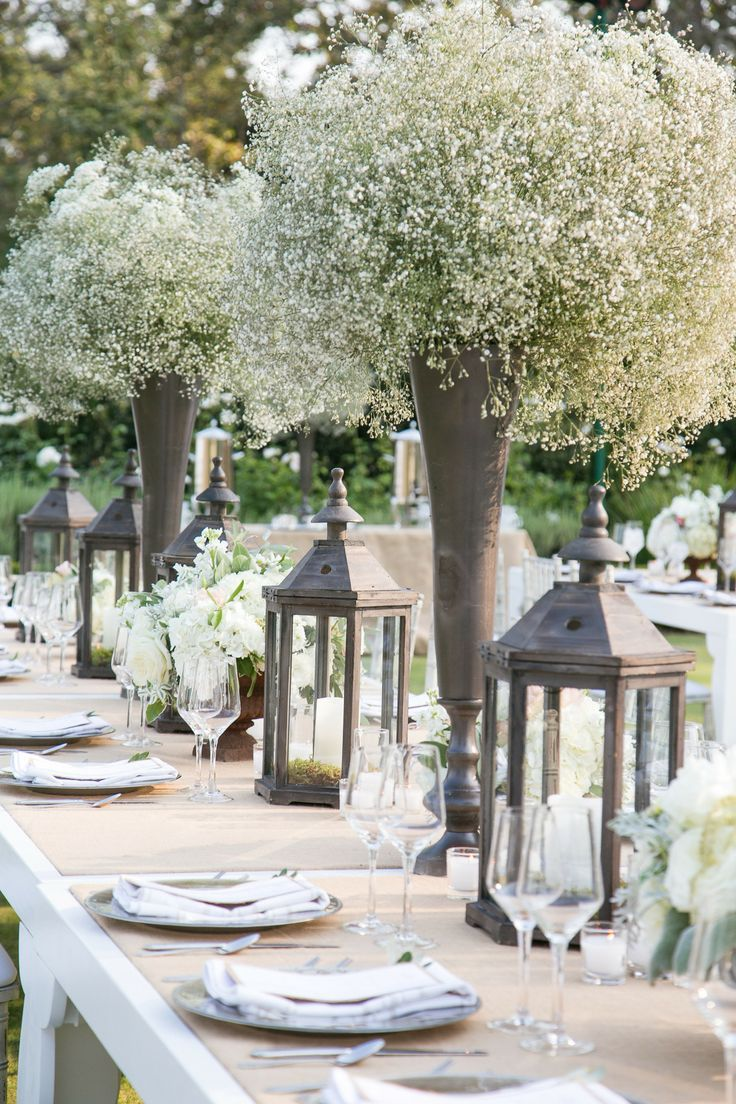 A Beautiful Rustic Chic Wedding Theme - Arabia Weddings