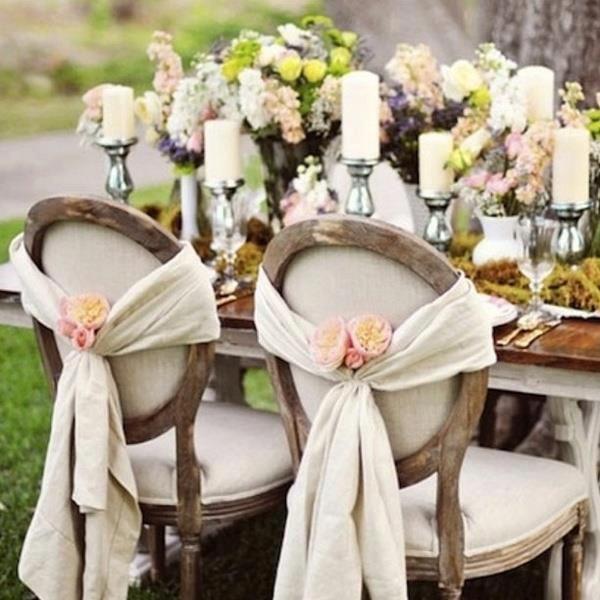 Rustic Chic Wedding Theme