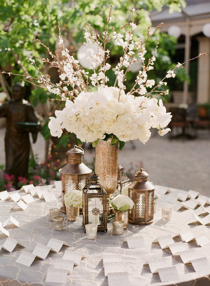 A Beautiful Rustic Chic Wedding Theme