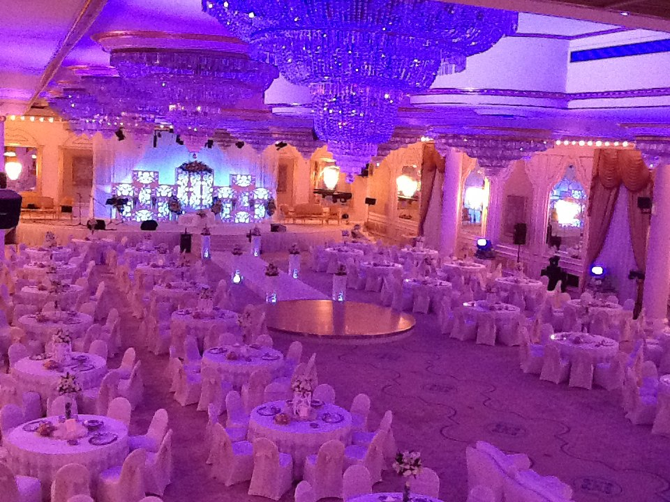 Top 5 Most Popular Wedding Venues In Jeddah Arabia Weddings