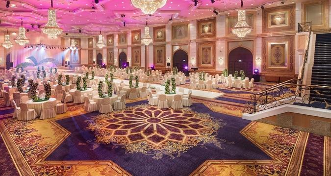 Top 5 most popular wedding venues in jeddah arabia weddings park hyatt jeddah junglespirit Choice Image