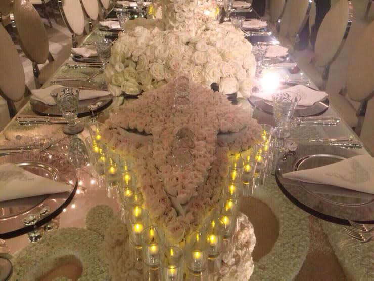 The Wedding Of Sheikh Fahad Al Sabah and Fai Al Kharafi