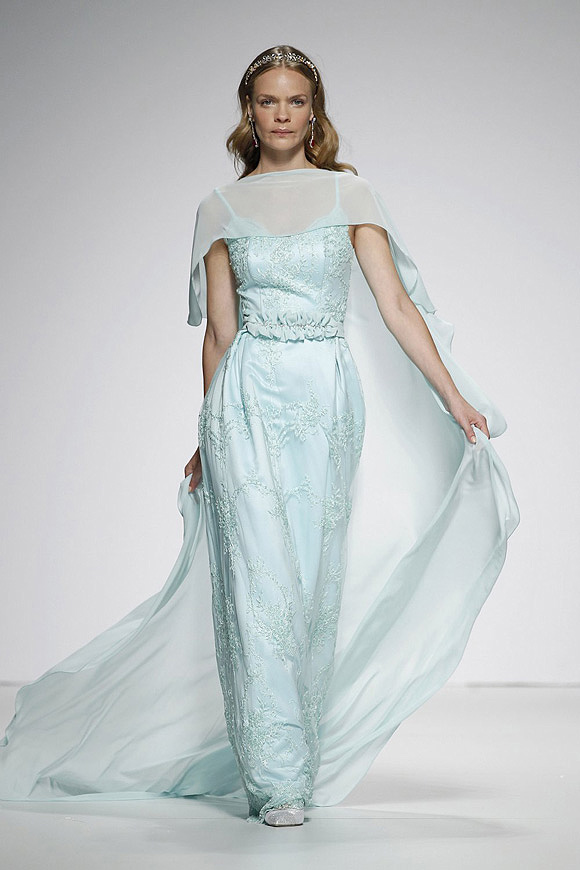 Anna Torres\'s Latest Collection at Barcelona Bridal Week 2015 ...