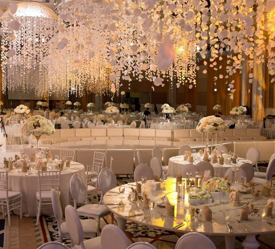 أشهر منظمي حفلات الزفاف في الامارات العربية المتحدة موقع