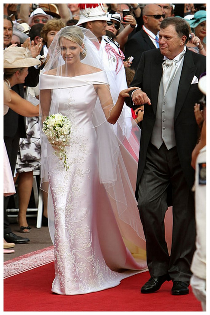 Beautiful Royal Wedding Gowns To Inspire You - Arabia Weddings