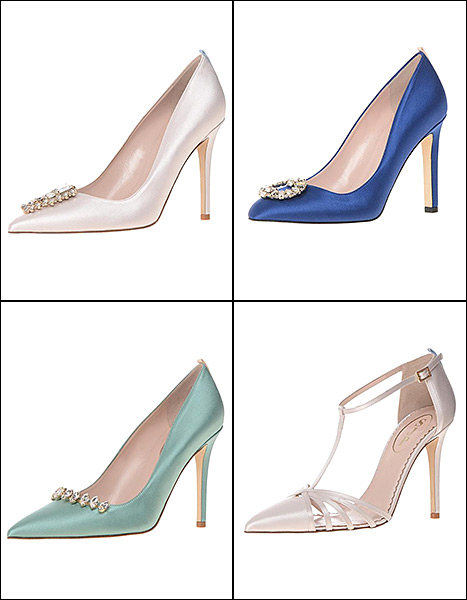 Sarah Jessica Parker launches bridal shoe collection ...