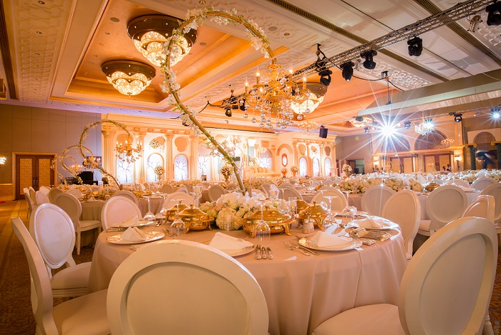 Wedding Planner Dubai Couture Event