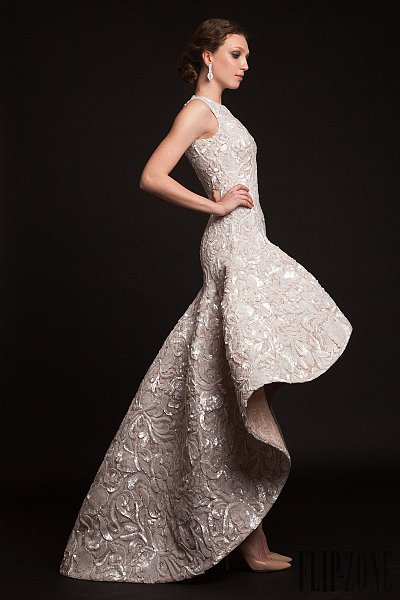 Krikor jabotian 2015 wedding dress collection arabia for Haute couture requirements
