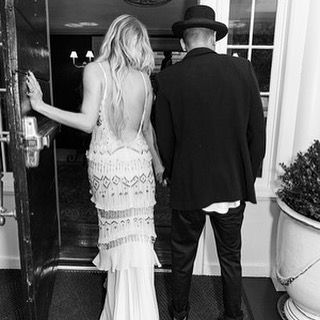 Evan ross and ashlee simpson wedding