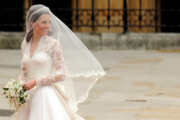 Kate Middleton Wedding Veil