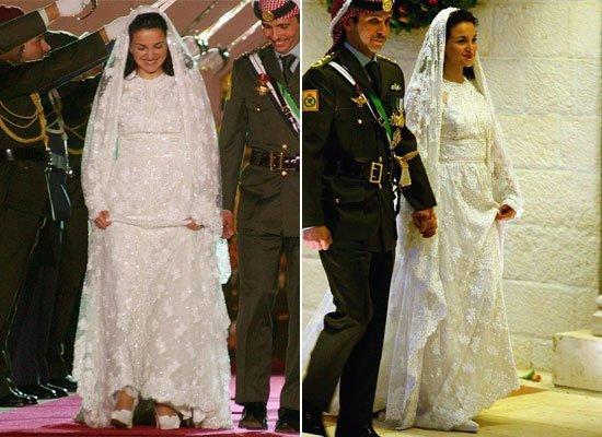 The Most Beautiful Royal Wedding Veils Arabia Weddings