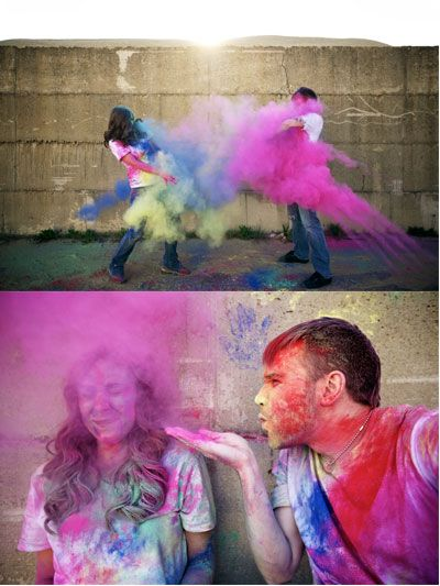 color_fight_engagement_photo_shoot