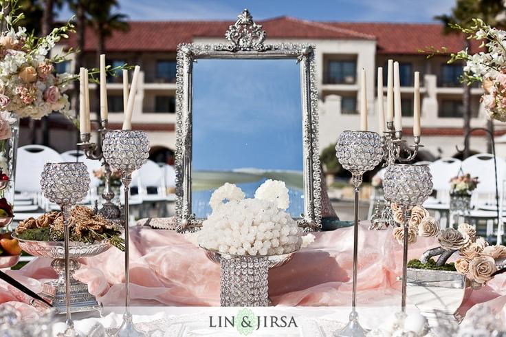A glamorous persian wedding theme arabia weddings for Persian wedding ceremony table