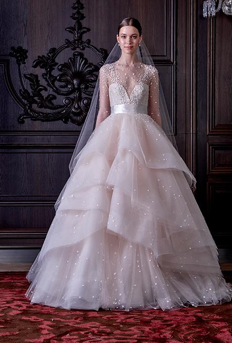 Wedding Dress Size 24 68 Amazing monique lhuillier