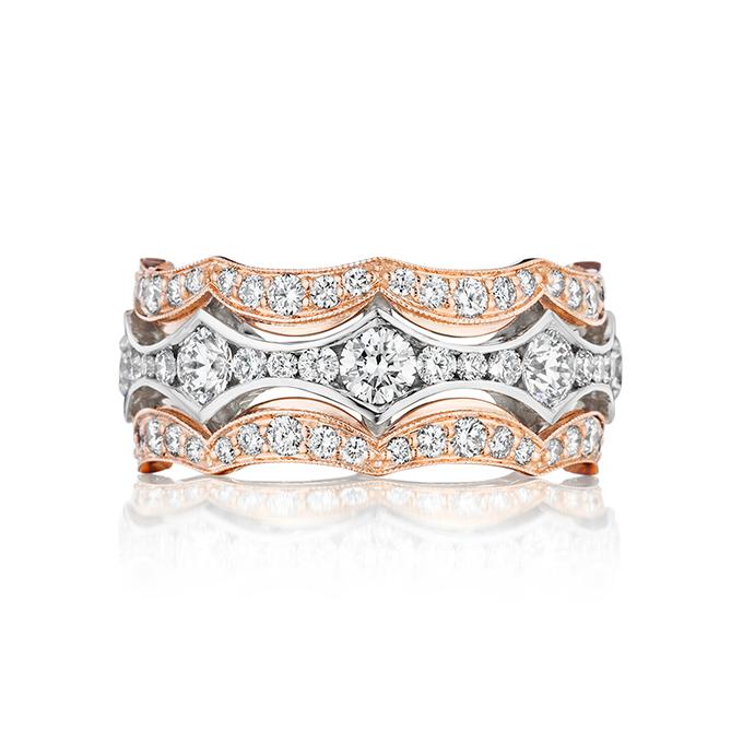 Wedding Ring Sites 78 Unique mixed metal wedding ring
