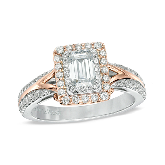 Stunning Wedding Rings With Mixed Metals