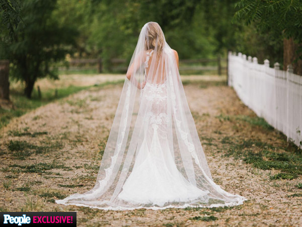 Amy Purdy Reveals Her Wedding Dress
