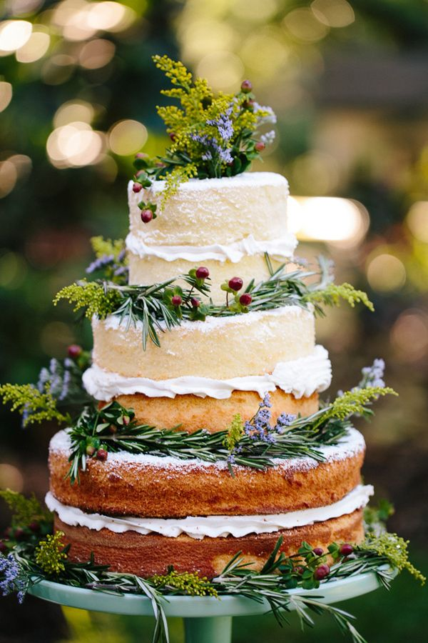 Nature Inspired Wedding Cakes Wedding Cake Flavors