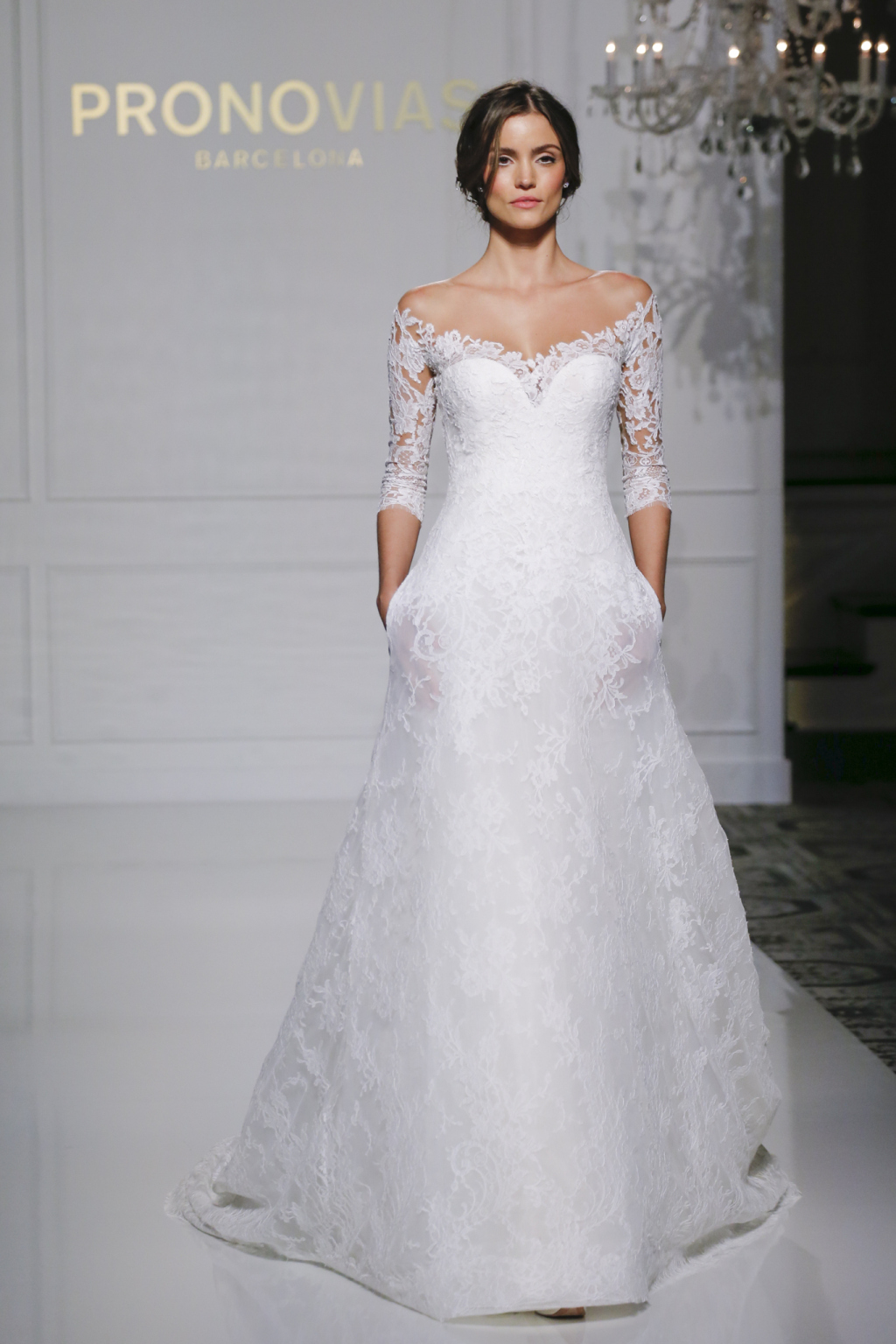 Wedding dress trends to follow in 2016 arabia weddings for New york wedding dresses online