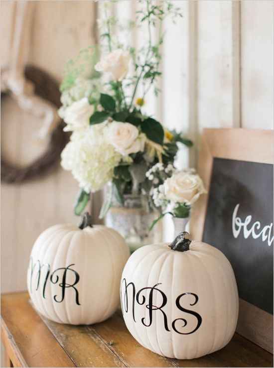 mr_and_mrs_wedding_pumpkin