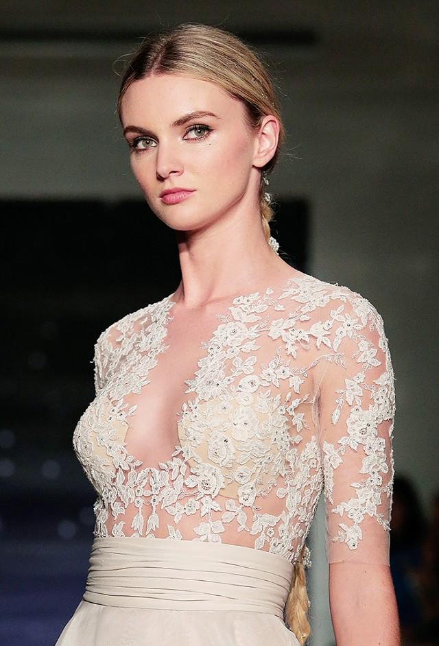 The Biggest Bridal Makeup Trends In 2016 Arabia Weddings