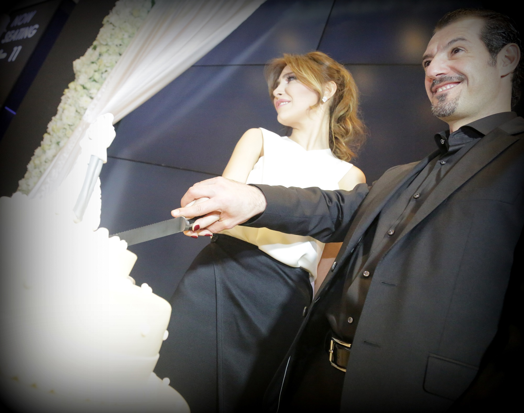 Pictures Yara And Adel Karam Get Married In Her New Music